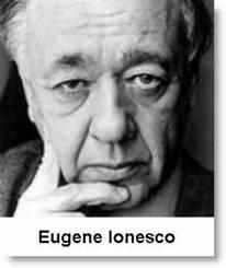 O lacrimă pentru Eugene Ionesco...